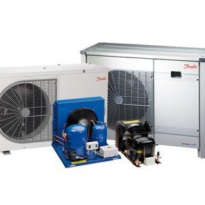 condensadora de refrigeracion danfoss