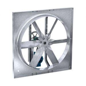 extractor de aire axial