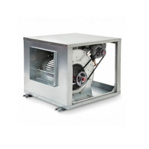 Caja de Ventilacion Compacta Horizontal